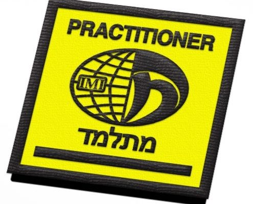 IKMF Practitioner 1 patch